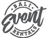 Bali Event Rentals